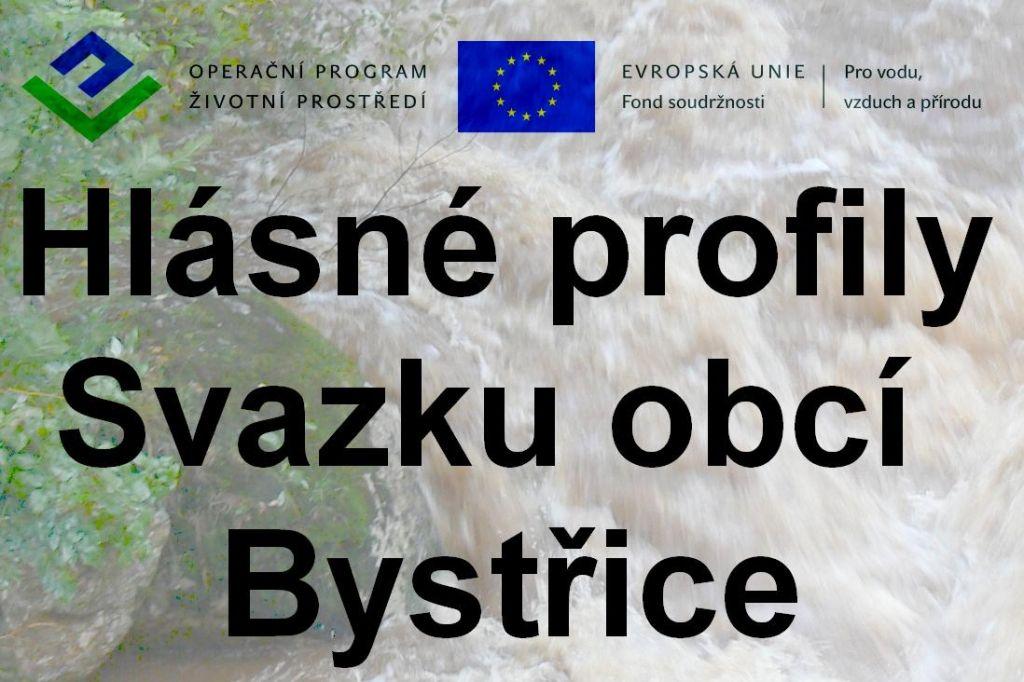 Povodňová služba Svazku obcí Bystřice